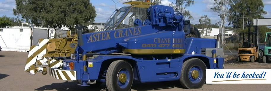Crane Hire Brisbane | Brisbane Crane Hire